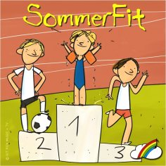 "Maxi-Single-CD ""SommerFit"""